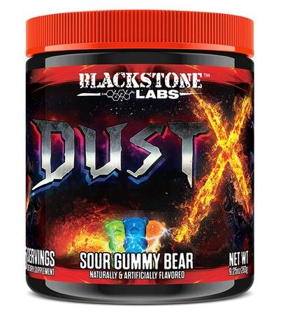 Blackstone Labs Dust X Sour Gummy Bear - 25 Servings