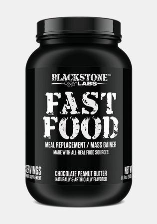 Blackstone Labs Fast Food Chocolate Peanut Butter - 56 Servings