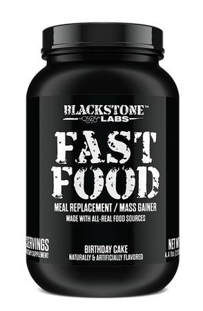 Blackstone Labs Fast Food Birthday Cake - 56 Servings