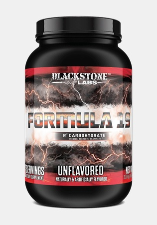 Blackstone Labs Formula 19 Unflavored - 30 Servings