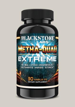 Blackstone Labs Metha-Quad Extreme - 30 Tablets