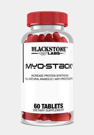 Blackstone Labs MYO-STACK - 60 Tablets
