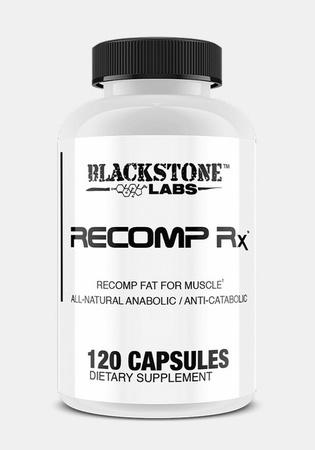 Blackstone Labs Recomp Rx - 120 Cap
