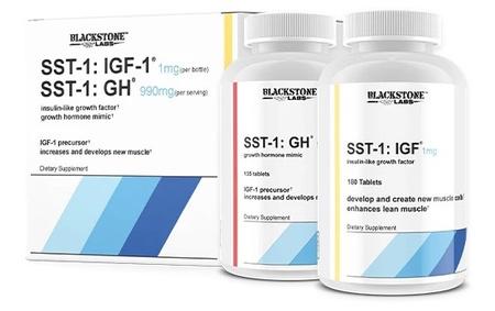 Blackstone Labs SST-1 KIT - 1 x SST-1: GH + 1 x SST-1: IGF
