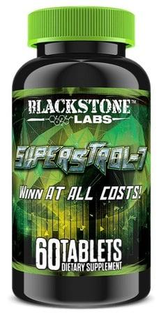 Blackstone Labs Superstrol-7 - 60 Tablets