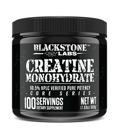 Blackstone Labs Creatine Monohydrate - 500 Grams