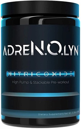 Blackmarket Labs AdreNOlyn Nitric Oxide Grape Lime Rickey - 25 Servings