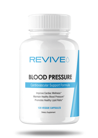 Revive Blood Pressure - 120 Cap