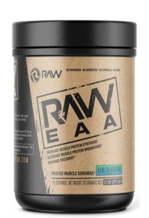 Raw Nutrition EAA Kiwi Blueberry - 25 Servings