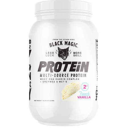Black Magic Supply Multi-Source Protein French Vanilla - 25 Servings