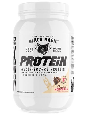 Black Magic Supply Protein Horchata - 25 Servings
