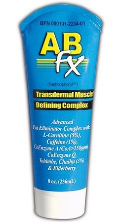 Body FX - AB Fx Transdermal Muscle Defining Complex - 8 oz
