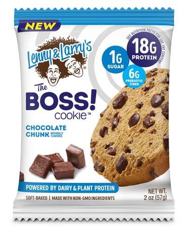 Lenny & Larry's The BOSS! Cookie  Chocolate Chunk - 12 Cookies  *$17.99 w/coupon code DPS10
