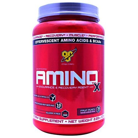 Bsn Amino X Fruit Punch - 70 Servings
