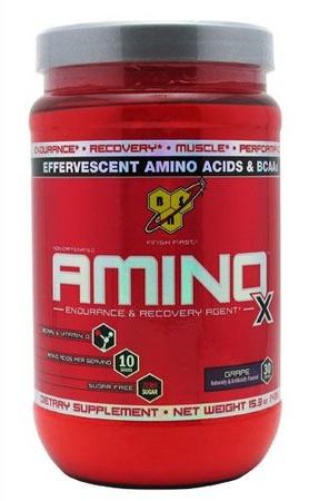 Bsn Amino X Grape - 30 Servings