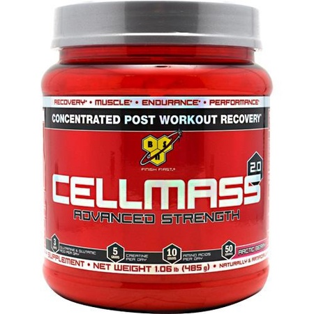 Bsn Cellmass 2.0 Arctic Berry - 50 Scoops