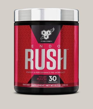 Bsn EndoRush Fruit Punch - 30 Servings