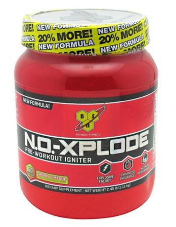 Bsn NO-Xplode Cherry Limeade - 60 Servings