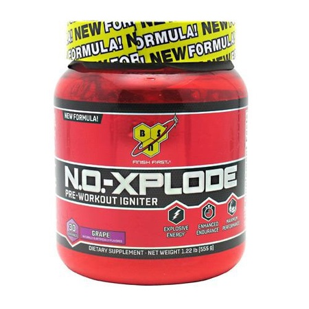 Bsn NO-Xplode Grape - 30 Servings