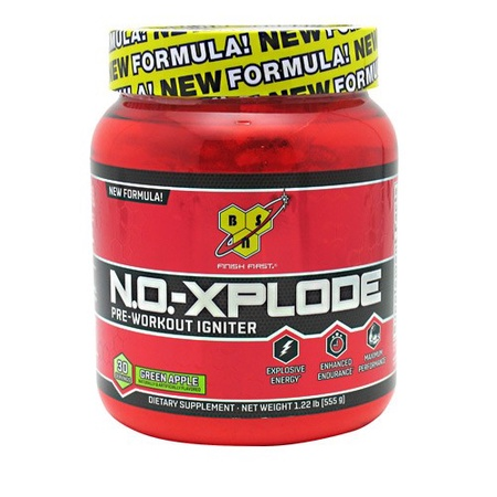 Bsn NO-Xplode Green Apple - 30 Servings