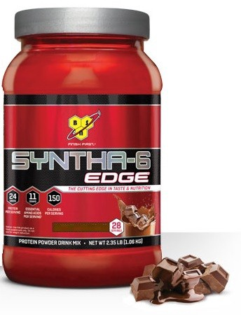 Bsn Syntha-6 Edge Peanut Butter Cookie - 28 Servings