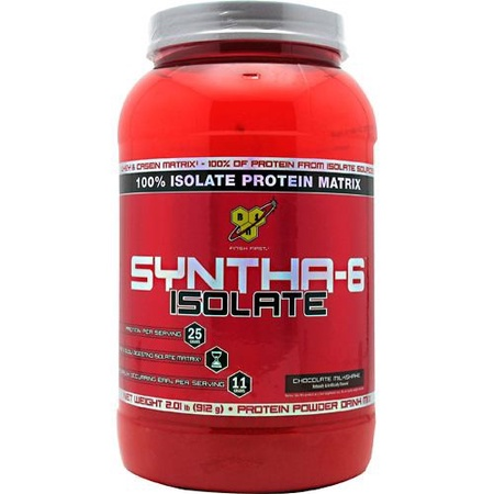 Bsn Syntha-6 Isolate Chocolate Milkshake - 2 Lb