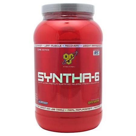 Bsn Syntha-6 Protein  Banana - 2.91 Lb