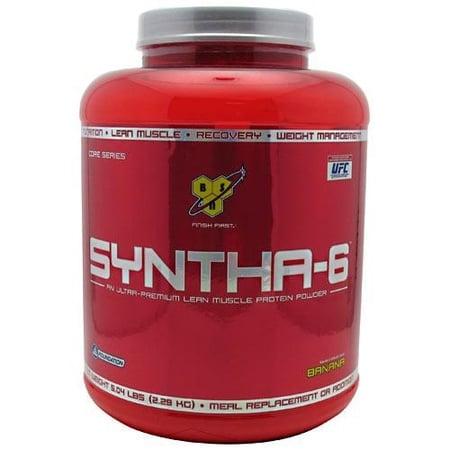 Bsn Syntha-6 Protein  Banana - 5.04 Lb