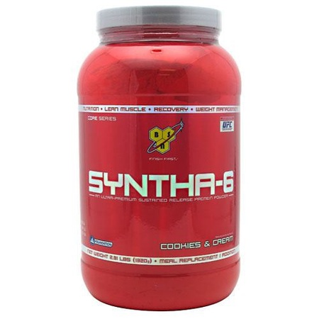 Bsn Syntha-6 Protein  Cookies & Cream - 2.91 Lb