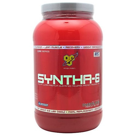 Bsn Syntha-6 Protein  Peanut Butter Chocolate - 2.91 Lb