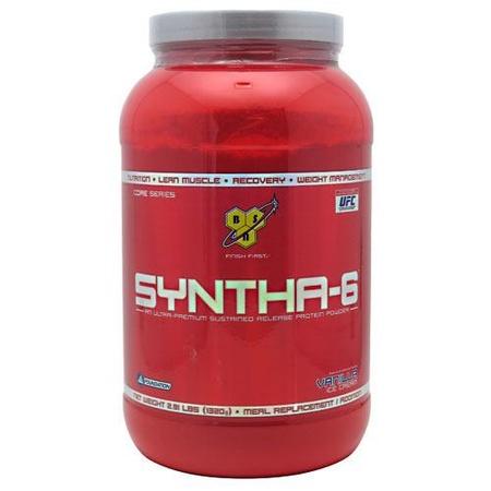 Bsn Syntha-6 Protein  Vanilla Ice Cream - 2.91 Lb