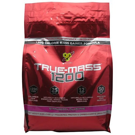 Bsn True Mass 1200 Strawberry - 10 Lbs
