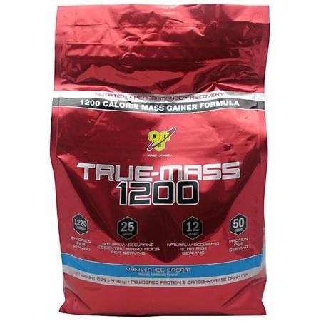 Bsn True Mass 1200 Vanilla - 10 Lbs