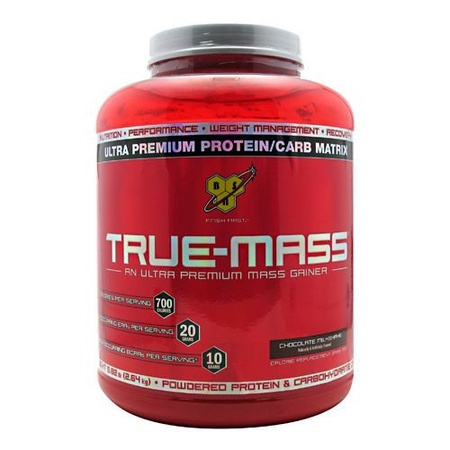 Bsn True Mass Chocolate - 5.75 Lb