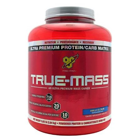 Bsn True Mass Vanilla - 5.75 Lb