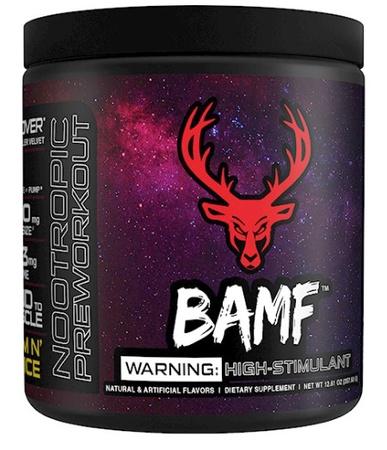 Bucked Up BAMF Gym N' Juice (Grapefruit Citrus) - 30 Servings