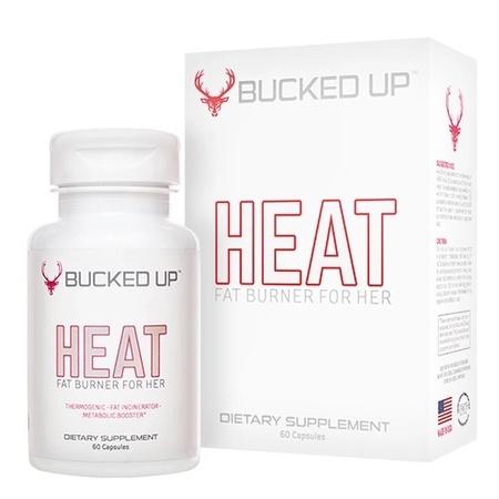 Bucked Up Heat Hers - 60 Cap