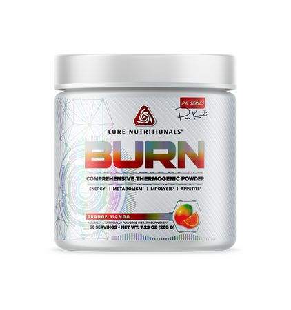 Core Nutritionals BURN Orange Mango - 50 Servings