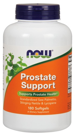 Now Foods Prostate Support - 180 Softgels