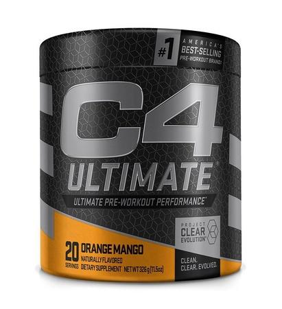 Cellucor C4 Ultimate Orange Mango - 20 Servings