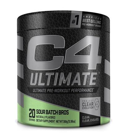 Cellucor C4 Ultimate Sour Batch Bros - 20 Servings