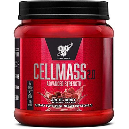 Bsn Cellmass 2.0 Arctic Berry - 50 Scoops