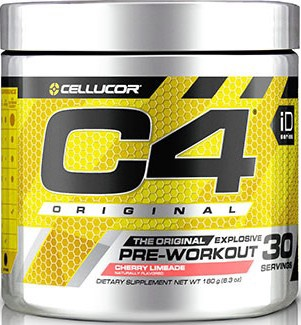 Cellucor C4 Original Cherry Limeade - 30 Serving