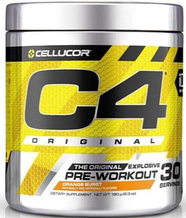 Cellucor C4 Original Orange - 30 Serving