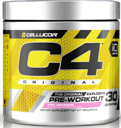 Cellucor C4 Original Pink Lemonade - 30 Serving