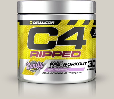 Cellucor C4 Ripped Brainy Brainiacs - 30 Servings