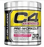 Cellucor C4 Ripped Raspberry Lemonade - 30 Servings