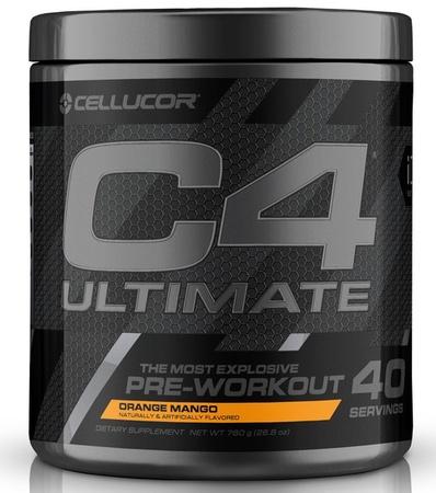 Cellucor C4 Ultimate Orange Mango - 40 Servings