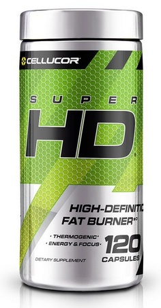 Cellucor Super HD - 120 Cap