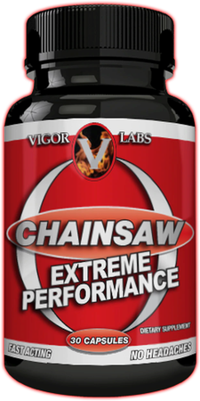 Vigor Labs Chainsaw - 30 Cap